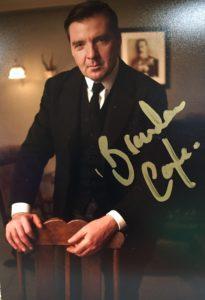 Brendan Coyle as Mr. Bates