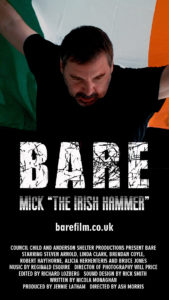 Brendan Coyle as Mick the Irish Hammer
